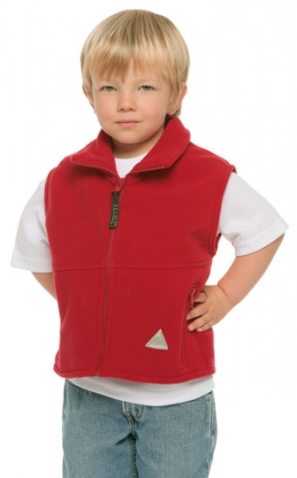Kids Fleece Bodywarmer