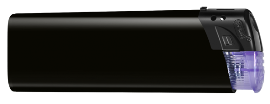 Elektrofeuerzeug CK bedruckt