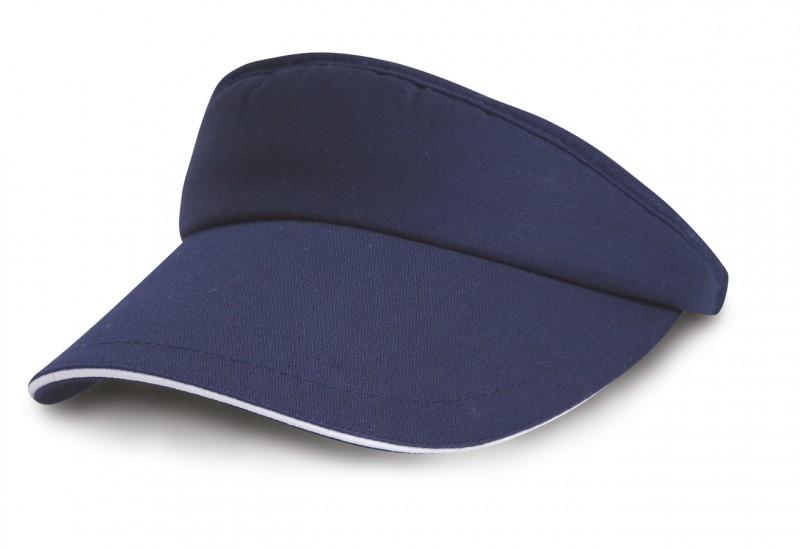 cap sport visor individuell mit namen und foto drucken. Black Bedroom Furniture Sets. Home Design Ideas