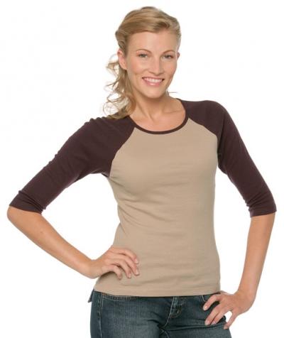 frauen raglan sleeve t shirt individuell bedrucken mit. Black Bedroom Furniture Sets. Home Design Ideas