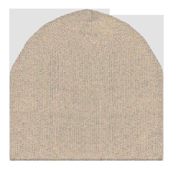 basic flexfit beanie individuell mit namen und foto drucken. Black Bedroom Furniture Sets. Home Design Ideas